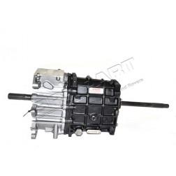 TRC103160E   Scatola cambio 56A Gemini TDI, Senza raffreddamento ad aria, Ricondizionato, Suffisso L, trasmissione R 380