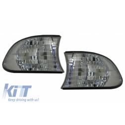 Corner Lights suitable for BMW 7 Series E38 (1995-1998) Chrom