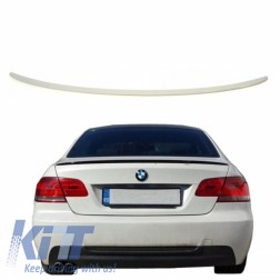 Trunk Boot Lid Spoiler suitable for BMW 3 Series E92 E93 (2006-2012) Coupe Cabrio M3 Design