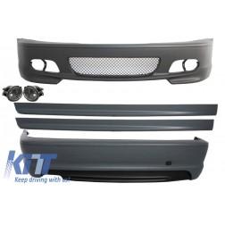 Body Kit suitable for BMW E46 98-05 3 Series Coupe/Cabrio M-Technik Design