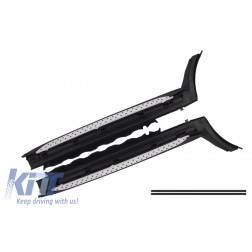 Running Boards Side Steps suitable for BMW X3 E83 (2004-2010)