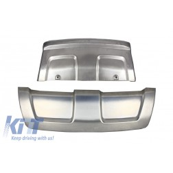 Skid Plates Off Road  suitable for Land ROVER Range ROVER Evoque (2011-2014) Pure & Prestige