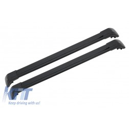 suitable for Land ROVER Range ROVER Evoque Cross Bars (2011-up) Black