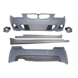 Body Kit suitable for BMW 5 Series E60 (2003-2007) M-Technik Look With PDC 24mm