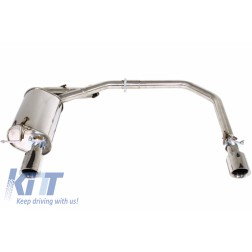 Exhaust System suitable for BMW E60 5 Series (2003-2010)