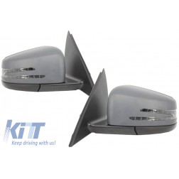 Complete Mirror Assembly suitable for MERCEDES-Benz W204 C-Class (2007-2012) Facelift Design