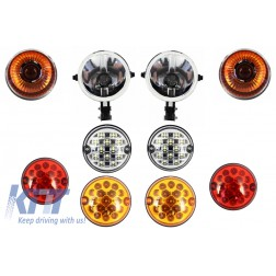 suitable for Land ROVER  Defender (1990-2016) Upgrade Lights Package