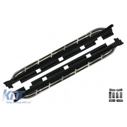 Running Boards Side Steps suitable for PORSCHE Macan (2014-2018)