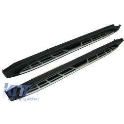 Running Boards Side Steps suitable for HYUNDAI Tucson III TL (2015-2018)