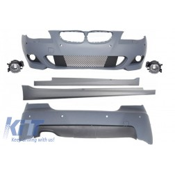 Body Kit M-Technik suitable for BMW 5 Series E60 LCI (2007-2010) with PDC 18mm