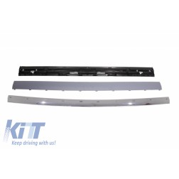 Rear Trunk Tailgate Kit Chrome suitable for Range ROVER Sport L320 (2005-2011) 2012 Facelift Autobiography Look
