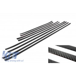 Add On Door Moldings Strips suitable for MERCEDES G-Class W463 (1989-2018) Carbon