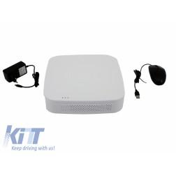 4 Channel DVR HD 1080P Analog White Longse - HDD 4TB