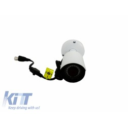 Surveillance Camera Exterior Use Longse 2.1Mp CMOS Sensor