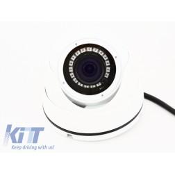 INTERIOR HD 720P DOME CAMERA 1MP CMOS