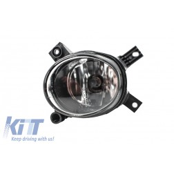 Fog Light Projector suitable for AUDI A4 B7 (2004-2007) A3 8P (2003-2008) Left Side (LH)