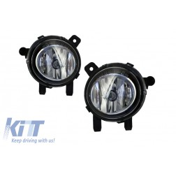 Fog Light Projectors suitable for BMW 1 Series F20 F21 (2011-up) 3 Series F30 F31 F34 (2011-up) 4 Series F32 F33 (2013-up) M-tech M-Sport Design