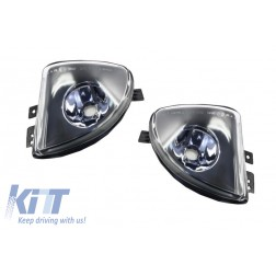 Fog Light Lamps Glass Projectors suitable for BMW 5 Series F10 F11 Standard