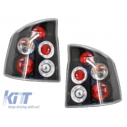 Crystal taillights suitable for OPEL VECTRA C (02-07)