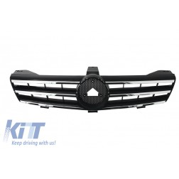 Front Grill suitable for MERCEDES Benz CLS W219 (2005-2008) A-Design