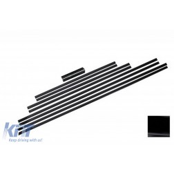 Add On Door Moldings Strips suitable for MERCEDES G-Class W463 (1989-2017) A-Design Black