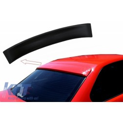 Roof Spoiler suitable for BMW 3 Series E36 Sedan (1990-1998) 4 Doors