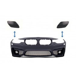 SRA Covers Front Bumper suitable for BMW 3er F30 (2011-up) M3 M-tech Design