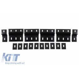 Brackets Running Boards Side Steps suitable for HYUNDAI Santa Fe MkIII (DM) (2013-up)