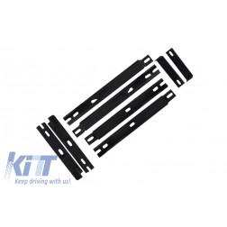 Brackets Running Boards Side Steps suitable for HYUNDAI Tucson III TL (2015-)