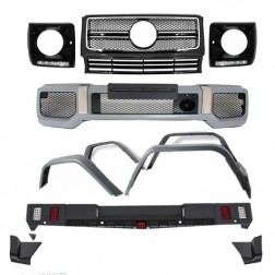 Body Kit suitable for MERCEDES W463 G-Class (1990-2012) New G65 A-Design