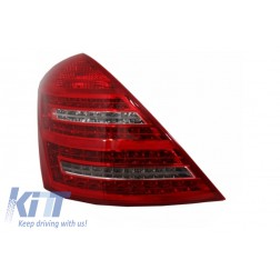 LED Taillight suitable for MERCEDES W221 S-Class (2009.05-2012) Facelift Left Side