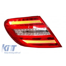 LED Taillight suitable for MERCEDES C-Class W204 Facelift (2012-2014) Left Side