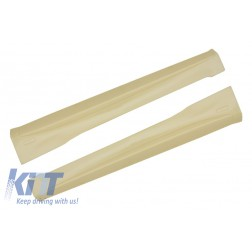 Side Skirts suitable for SMART ForTwo 453 (2014-Up) B Design
