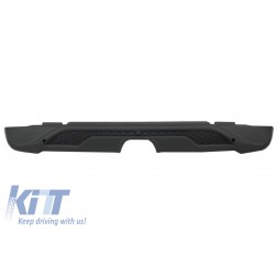 Rear Bumper Extension Lower Valance suitable for SMART ForTwo 453 (2014-Up) B Design