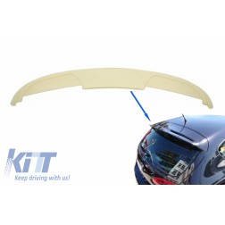 Rear Roof Spoiler suitable for SEAT Leon 1P (2005-2009)