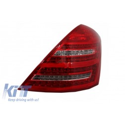 LED Taillight suitable for MERCEDES S-Class W221 (2009.05-2012) Facelift Right Side