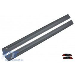 Side Skirts suitable for BMW E90 E91 3 Series (2004-2011) LCI/Non LCI M-Performance Design