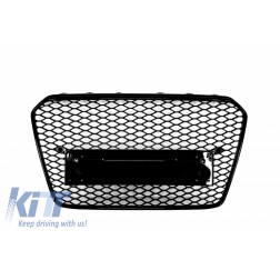 Badgeless Front Grille suitable for AUDI A5 8T (2012-2015) RS Design