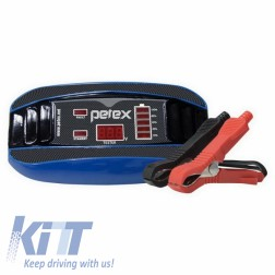 Battery charger 12 V, 4 A