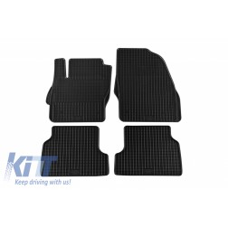Floor Mat Rubber suitable for FORD Focus 11/2004-02/2011