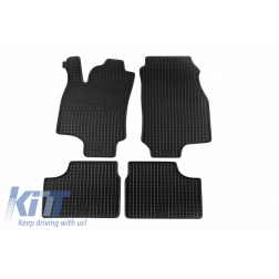 Floor Mat Rubber suitable for OPEL Astra G 03/1998-03/2004, Coupe 03/2000-12/2001