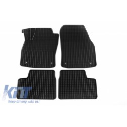 Floor Mat Rubber suitable for OPEL Astra H 2004-10/2009, Astra H Caravan 09/2004-10/2010, Astra H GTC 03/2005-10/2011