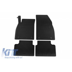 Floor Mat Rubber suitable for OPEL Insignia 11/2008-04/2017, Insignia Sports Tourer 02/2009-04/2017, Chevrolet Malibu 06/2012-11/2015