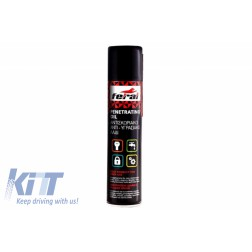 Multi Purpose Penetrating Oil Spray Maintenance Cleaning Rust Remover & Lubricates Protects Repels Moisture 400 ml