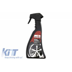 Wheel Alloy Cleaner Dirt and Iron Dust Brake Tire Remover 500ml