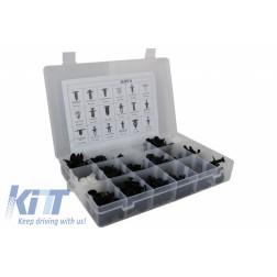 Auto Clips Plastic fasteners Kit 415 pcs