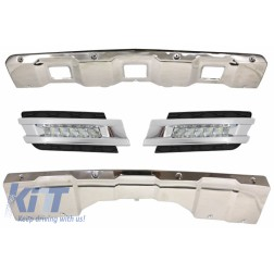 Skid Plates Off Road Dedicated Daytime Running Lights suitable for X164 2006-2009