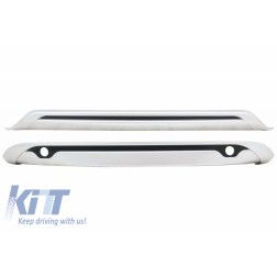 Skid Plates Front and Rear Off Road suitable for NISSAN Qashqai J11 (2014-Up)