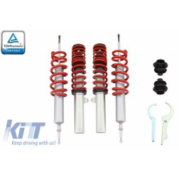 Height Adjustable Sport Coilover Suspension Kit suitable for BMW 1 Series E81 E87 Hatchback 3D/5D (2004-2011)