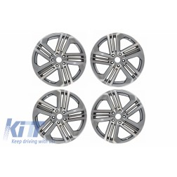 Alloy Wheels  suitable for VW Audi R18 Inch 5x112 Mod R400 Anthracite